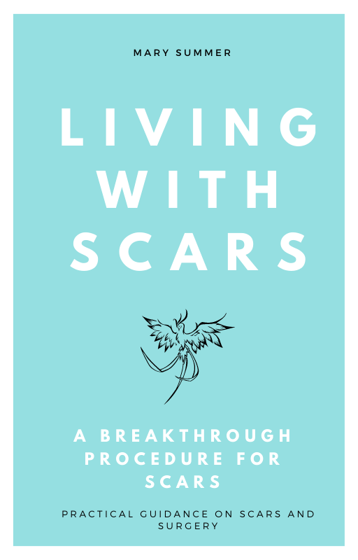 living with scars book